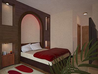 Selian_Typical_Room
